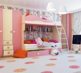 Детская мебель «Радуга»