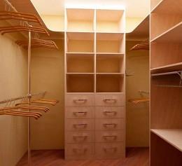 Функциональная гардеробная система