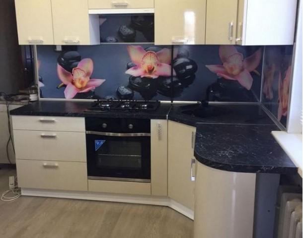 Угловая кухня-17