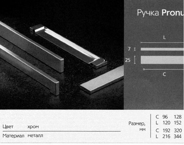 Ручка Pronus
